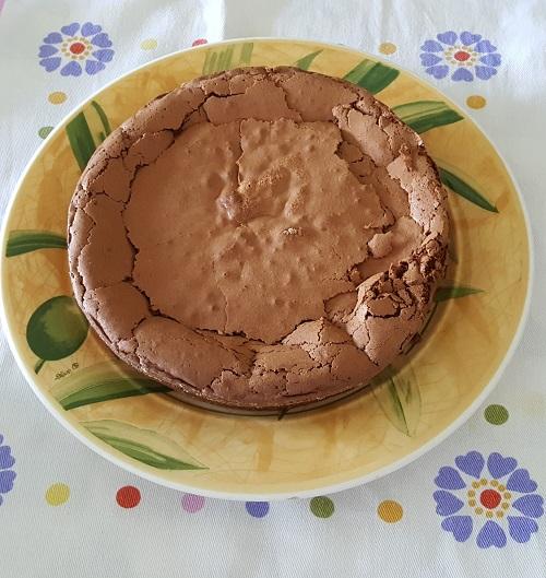 Gâteau au chocolat thermomix 1