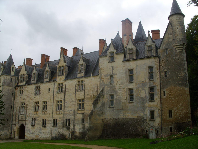 Conaaissez-vous le Château de Courtanvaux ?
