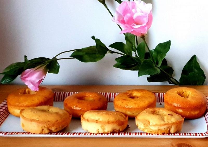 Recette des donuts ou hoops au citron Tupperware